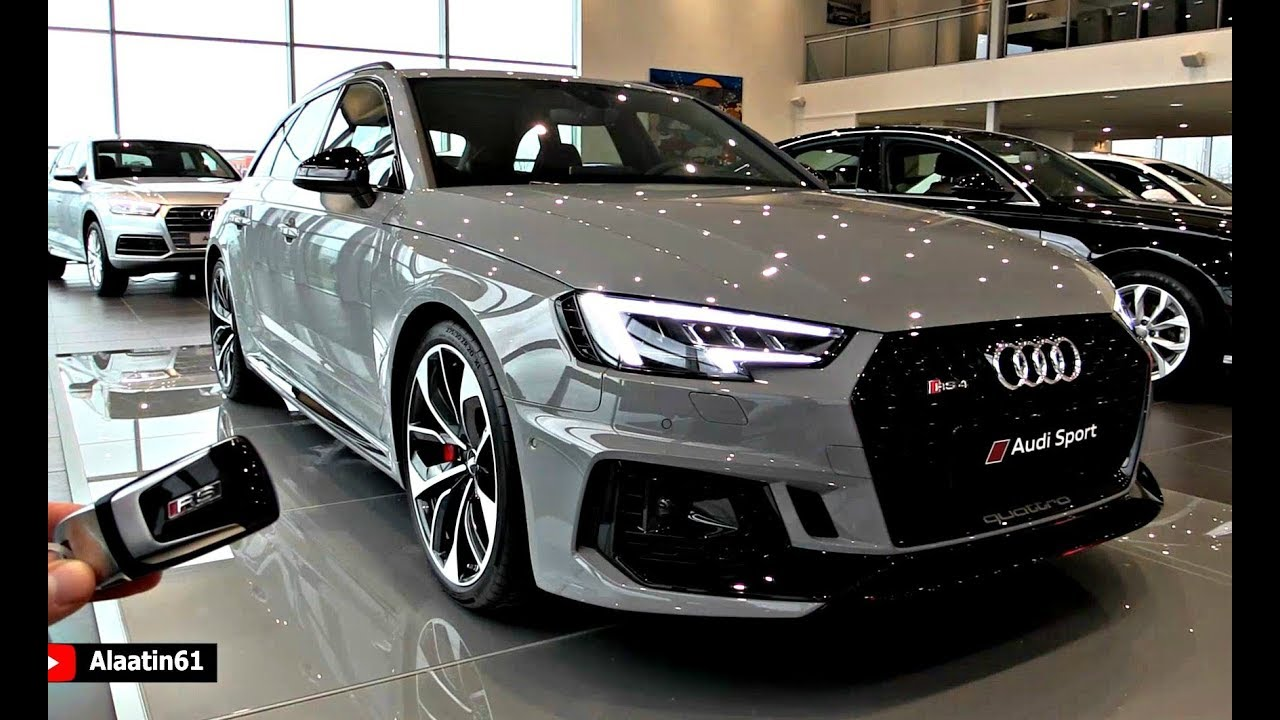Audi Rs4 2018 New Full Review Sound Interior Exterior