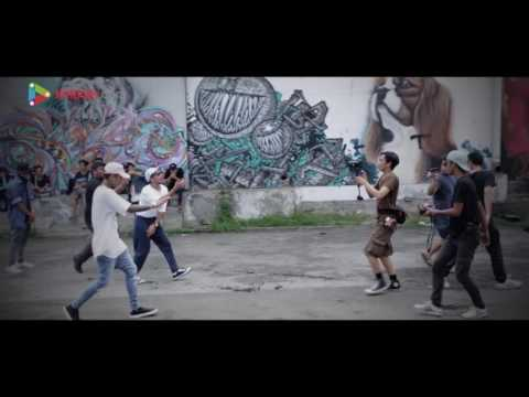 Behind the Scene - Young Lex feat. Gamaliel Tapiheru