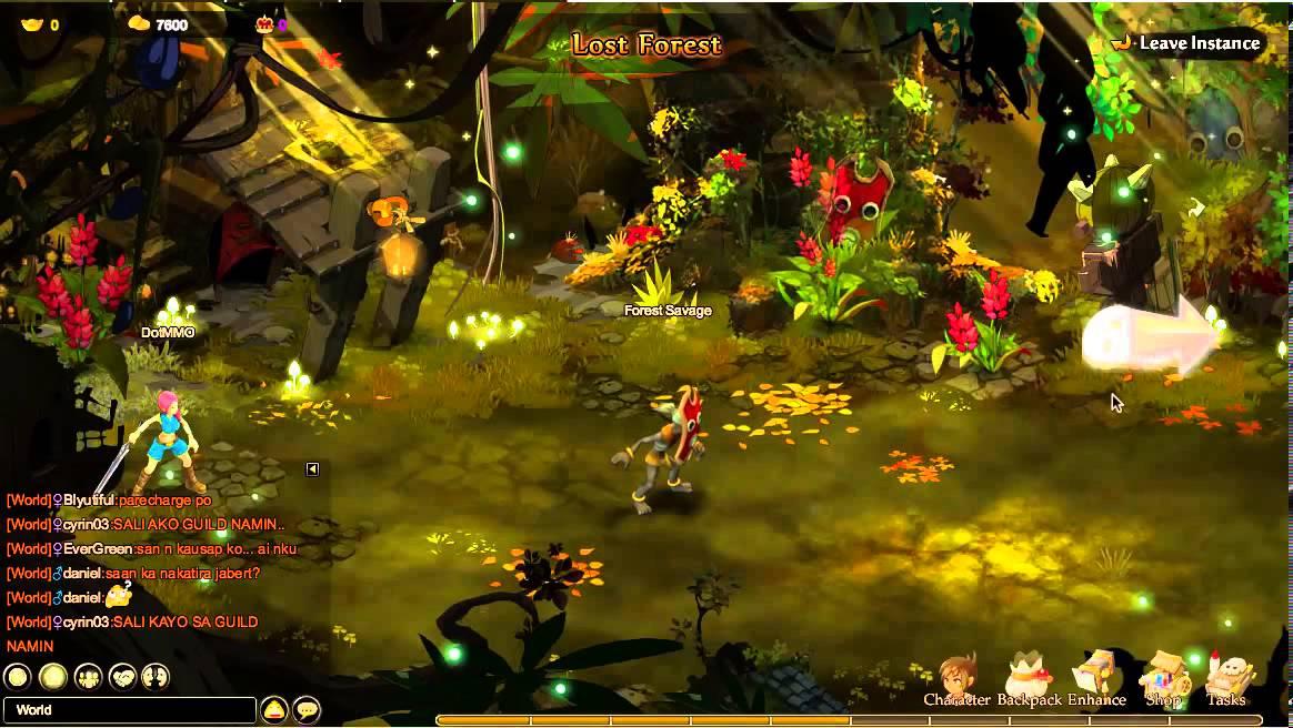 Dragonia Game