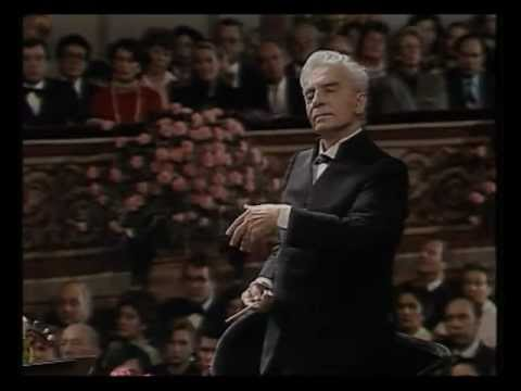 Karajan - The Blue Danube (Strauss)