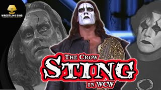 """The Story of """"The Crow"""" Sting in WCW"""
