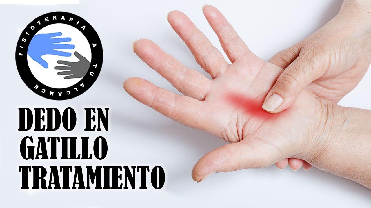 Causas del dolor en la articulación del pulgar Muy