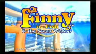 Finny the Fish and the Seven Waters - PS2 (2005)