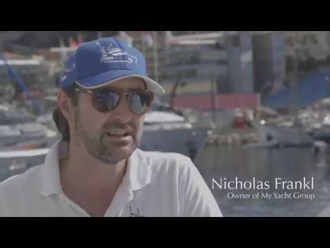 Nicholas Frankl and My Yacht Group