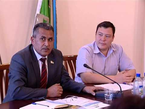 A Roundtable with Environmental Movement of Legislative Chamber of Oliy Majlis