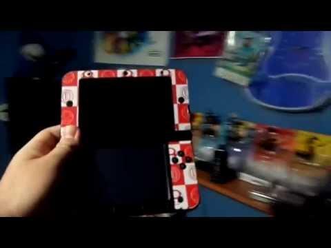 Nintendo 3DS Bootrom Errcode 8046[BSOD]
