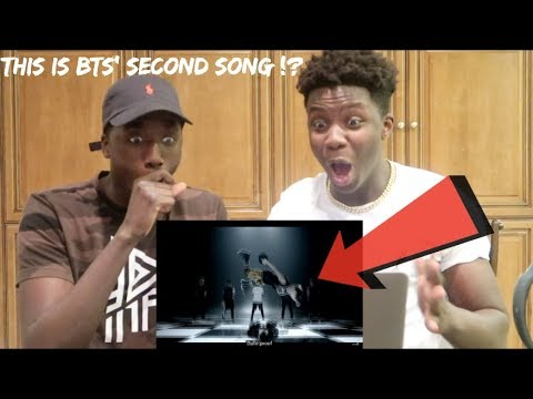 REACTING TO BTS' FIRST AND SECOND SONG! (No More Dream & Bulletproof Pt2)