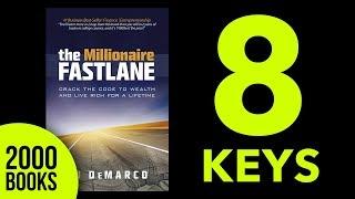 Скачать Millionaire Fastlane Summary MJ Demarco Get The Millionaire Fastlane PDF Summary In The Link Below