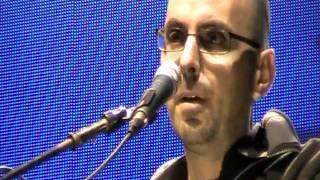 אלדד יניב בעצרת הזיכרון ה-16 לרצח יצחק רבין