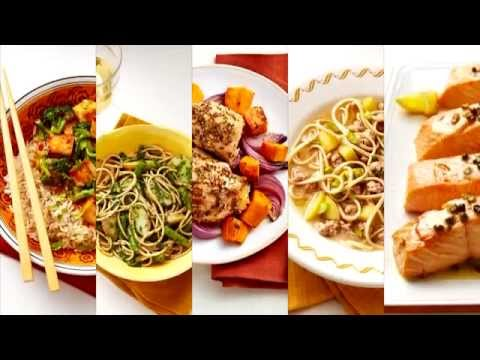 5 Five-Component Healthy Dinner Recipes