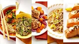 A Week of Fast 5-Ingredient Dinners