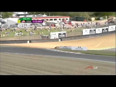 2008/2009 A1GP - 07 - Brands Hatch (Qualifying)