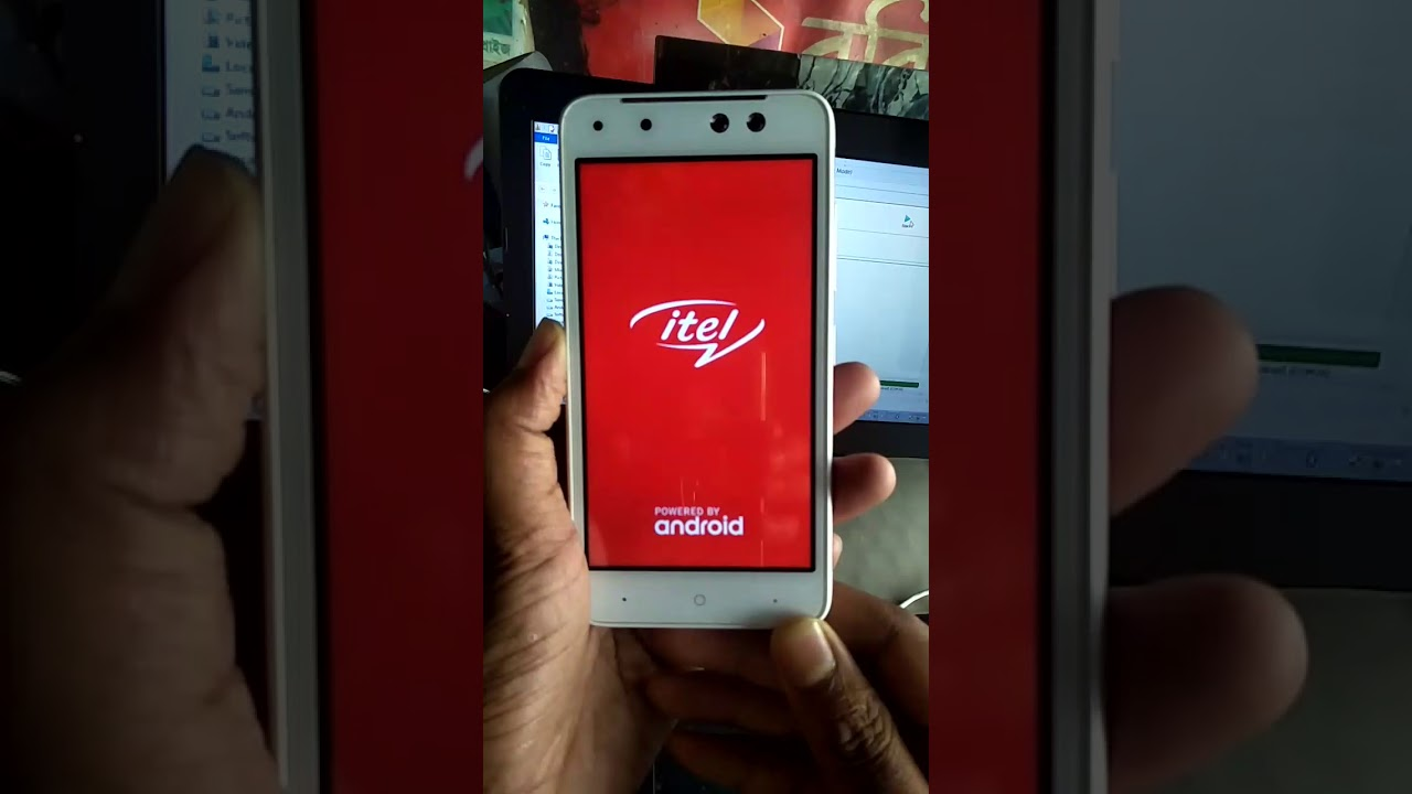 itel S12 FRP Bypass Remove With SP Flash Tool
