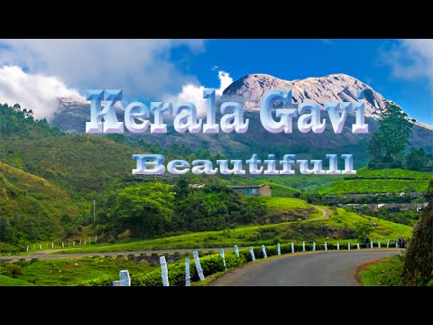 Vandiperiyar Travel Destination & Attractions | Visit  Kerala Gavi Beautifull tourist Show