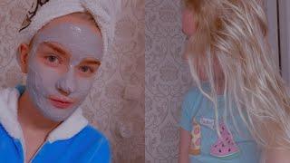 Тестирую филер для волос и альгинатную маску