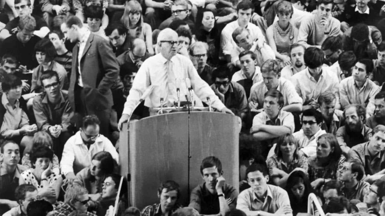 ჰერბერტ მარკუზე – რევოლუციის ცნების გადასინჯვა