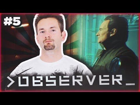 OBSERVER #5 | Detektyw USB