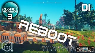 REBOOT! -  Planet Nomads 3 - 01