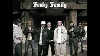 FONKY FAMILY DANS LA LEGENDE