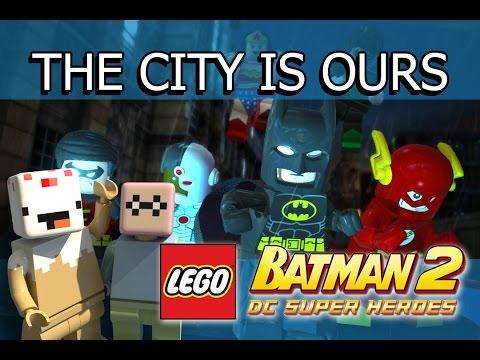 Father & Son: LEGO Batman 2 (BONUS) The City is Ours