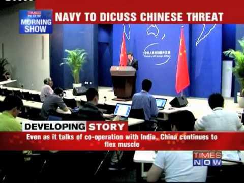 'String of Pearls' worries New Delhi?