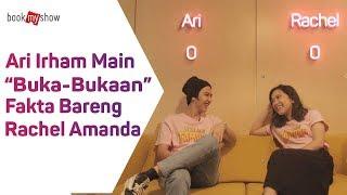 Ari Irham dan Rachel Amanda Main Truth or Lie - BookMyShow Indonesia