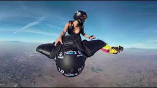 Download GoPro Fusion 360VR wingsuit Rodeo Mp3 and Videos