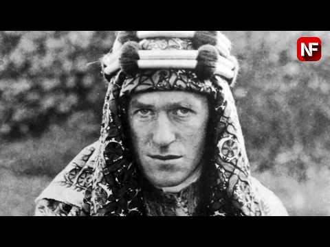The original Lawrence of Arabia