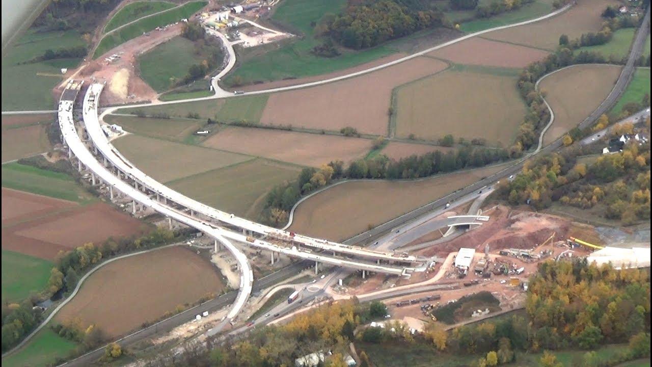 Baustelle A44 Kassel