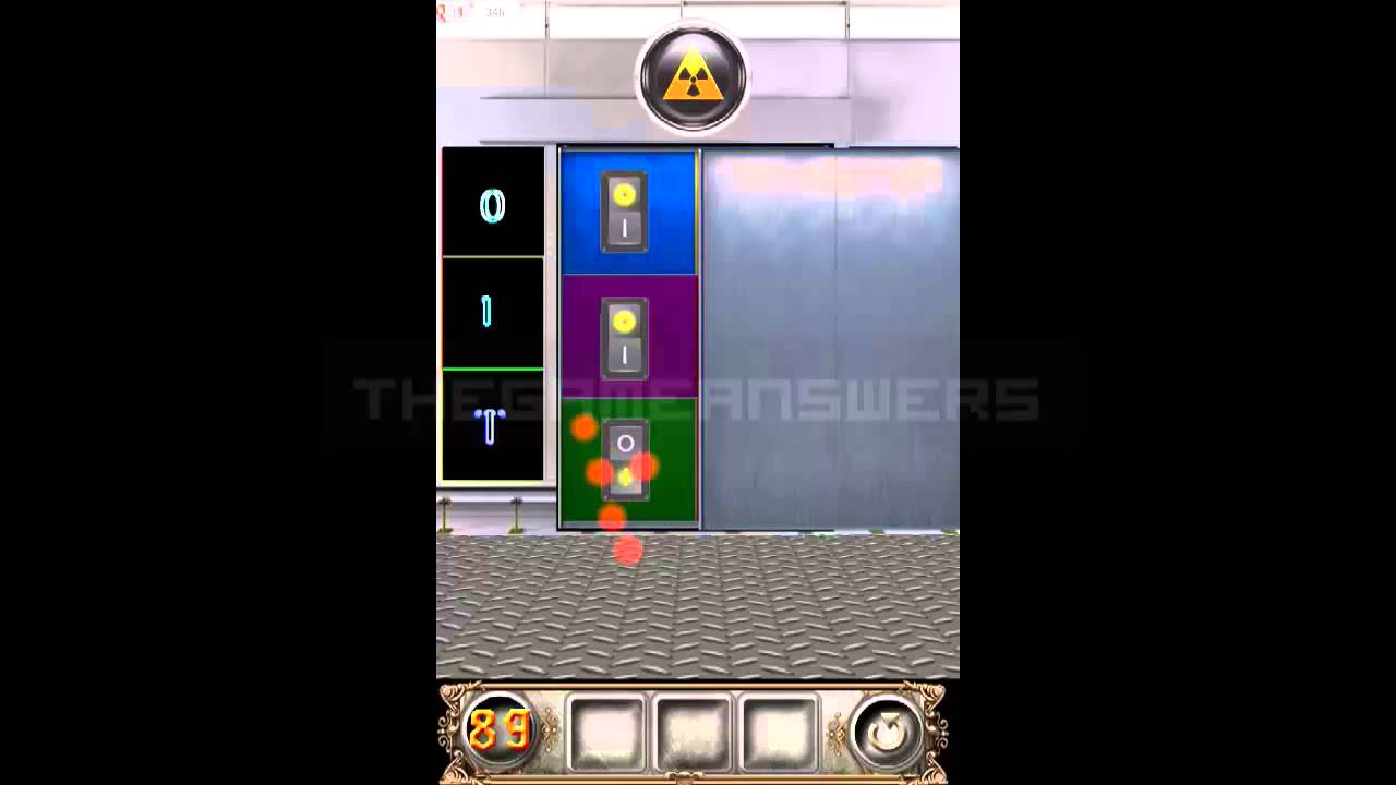 100 Doors Floors Escape Level 89 Walkthrough Guide Youtube