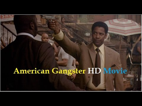 Action Movies English★American Gangster★ Denzel Washington, Russell Crowe