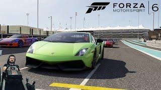 Бычок без тормозов - Lamborghini Gallardo LP570-4 Superleggera - Forza Motorsport 6