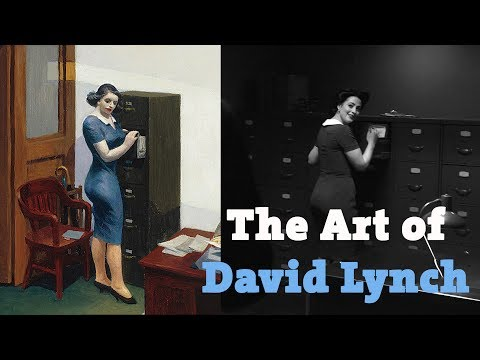 The Art of David Lynch