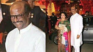 Rajinikanth  At Isha Ambani Wedding