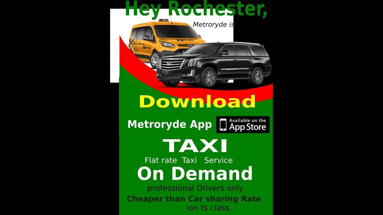 metroryde professional driver network