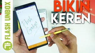 Download Video Unboxing dan Hands On First Impression Samsung Galaxy Note 9 Resmi Indonesia MP3 3GP MP4