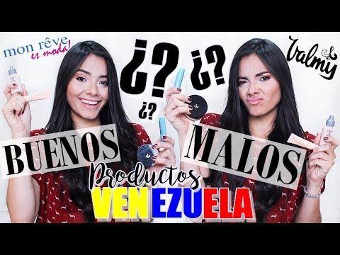 RESEÑA MAQUILLAJE VENEZOLANO (MON REVE, VALMY) | LUISA HERNÁNDEZ