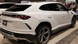 2019 Lamborghini Urus Walkaround - Chicago Auto Show 2019