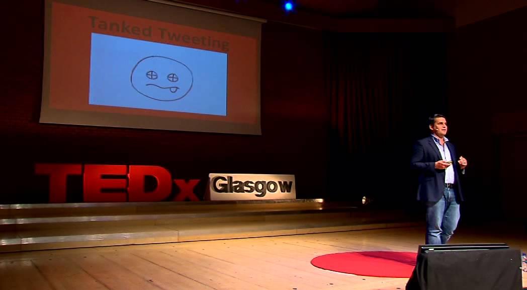 The impact of social media in political debate | Mark Shephard | TEDxGlasgow