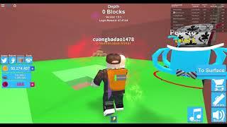 Roblox Mining Simulator : Dao! Dao!