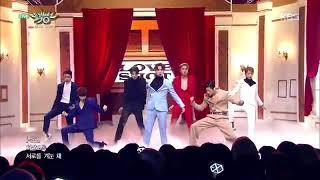 EXO 'Comeback stage' Love Shot :show music core