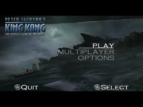 Peter Jackson's King Kong PSP Full Playthrough - Ape vs. Dinosaurs