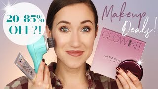 BEST CYBER MONDAY MAKEUP DEALS 2017 | ALLIE GLINES