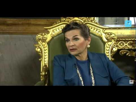 Entrevista EXCLUSIVA a Christiana Figueres 7/7/2016