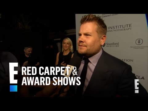James Corden Teases Selena Gomez Doing Carpool Karaoke | E! Live from the Red Carpet