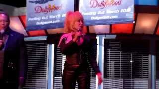 Lightning Rod coaster announcement with Dolly Parton from Dollywood