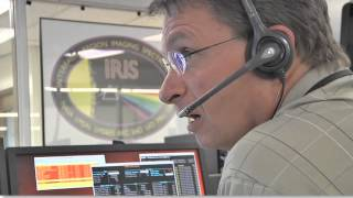 The IRIS Mission Operations Center at NASA Ames Research Center