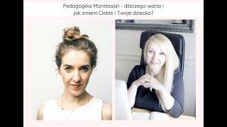 Pedagogika Montessori - czym jest i czy warto?Rozmowa z Katarzyną Frenczak - Sito