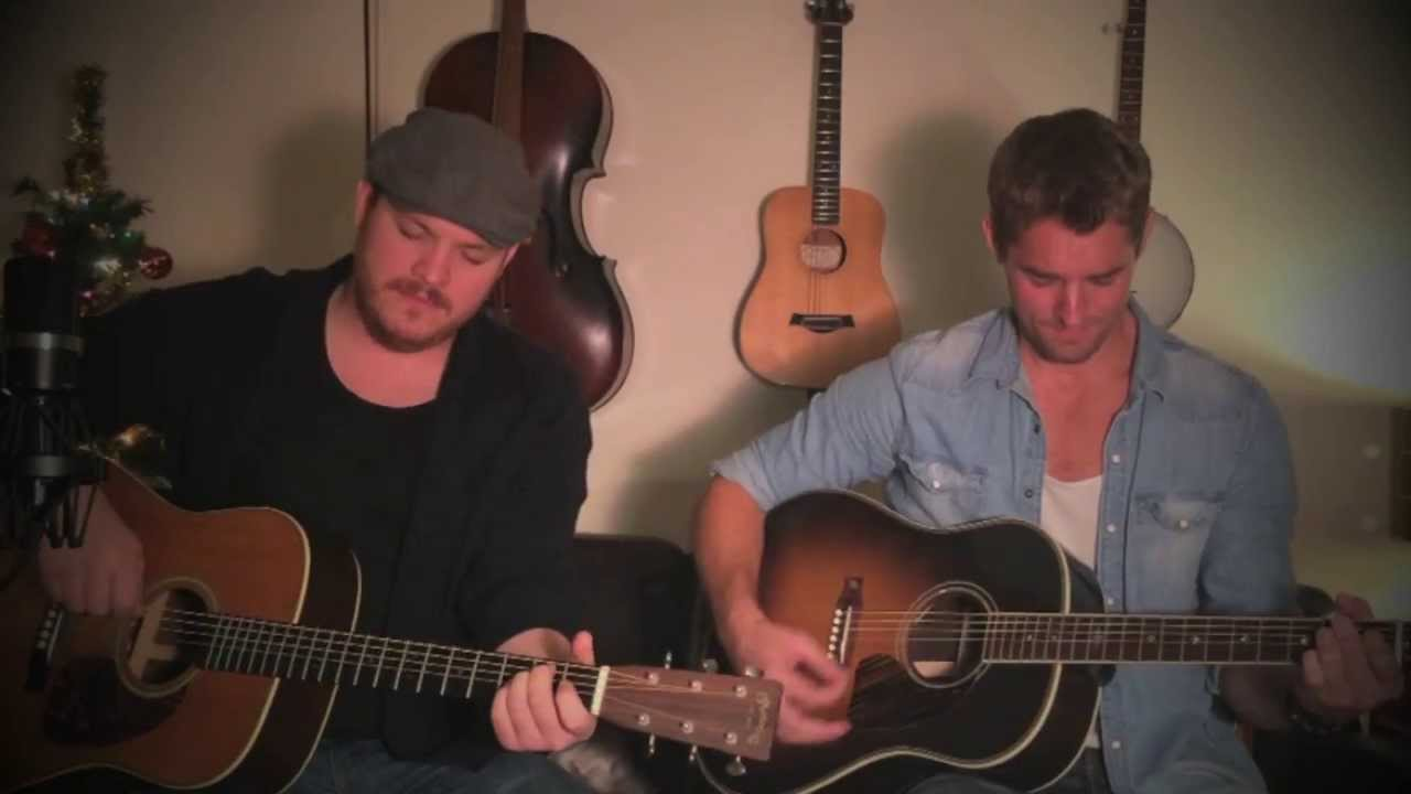 """""""Mary Did You Know"""" (Cover by Brett Young & Noah Needleman)"""