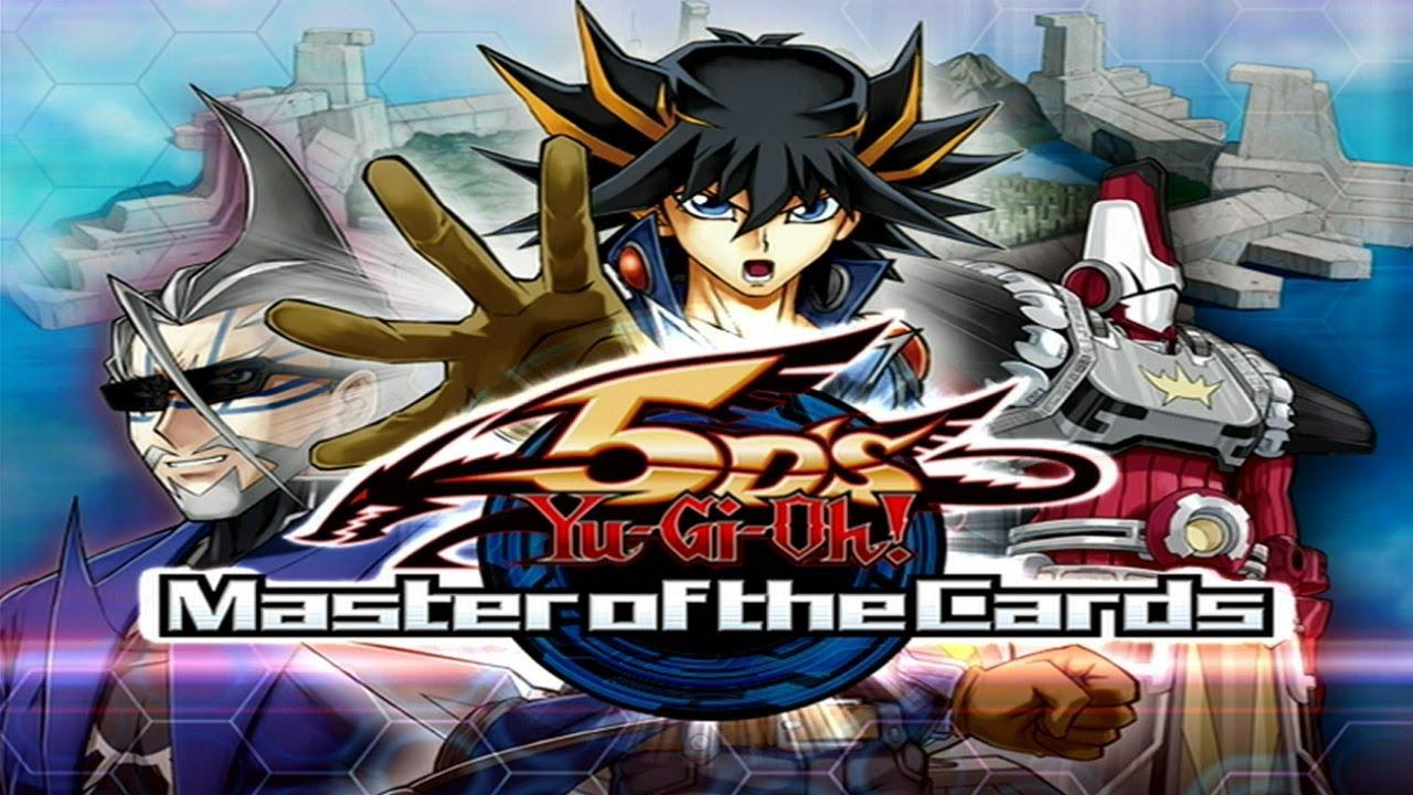 YuGiOh 5Ds Master of the Cards 01  Der LegendenCup